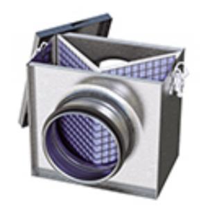 FLK 400  Filterlåda för...
