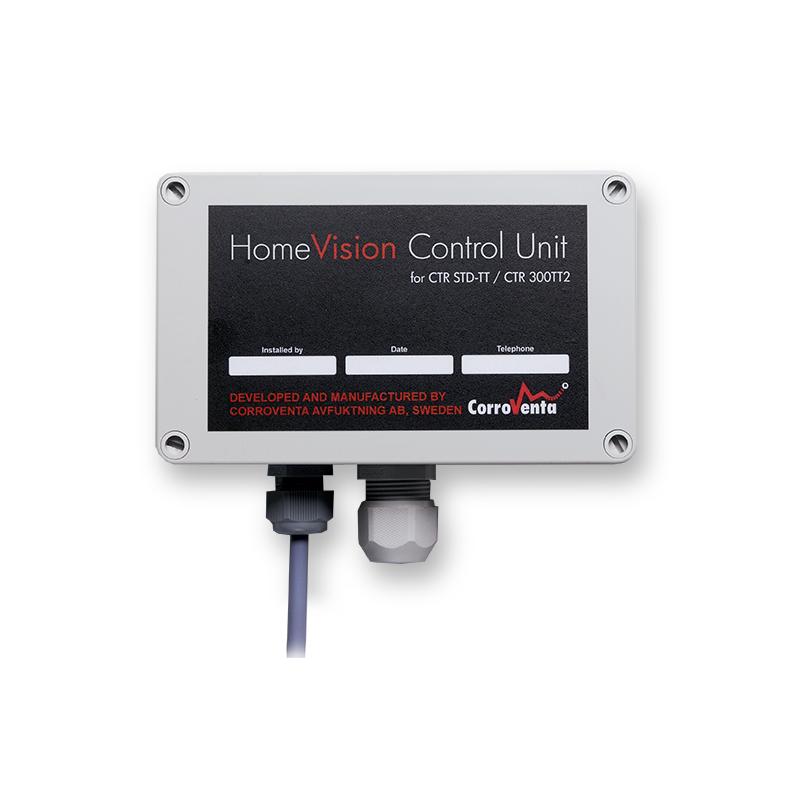 Corroventa Hygrostat Styrsystem HomeVision Lite / Pro