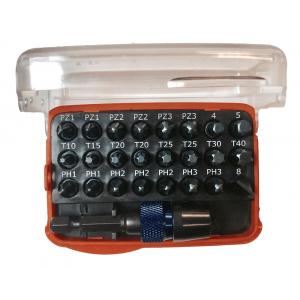 Bitsbox 25 delar Orange