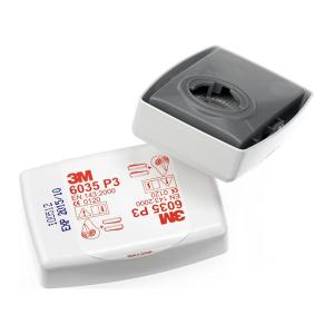 3M Partikelfilter 6035 P3 (1 Par)