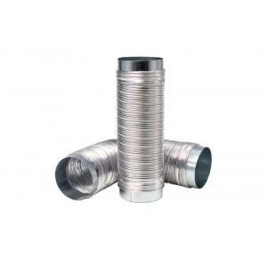 Aluminiumslang 125 mm L3m M-M