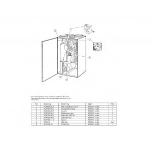 RDAZ-10 Filtersats M5+G4 2+2st