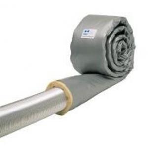 Kondensstrumpa 125-25mm L4m