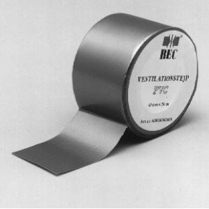 PVC Tejp Grå 50mm L20m