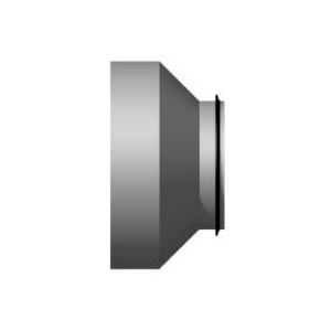 RF Dim 160-080 muff/nippel...