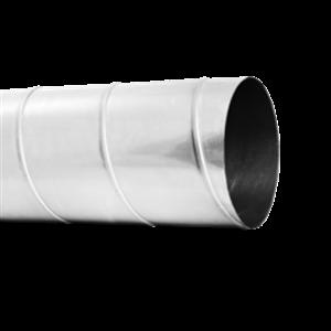 RF Rör 100 3m Rostfritt 304L