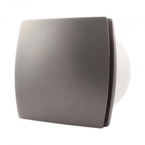 Badrumsfläkt T150S Silver