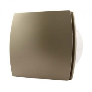 Badrumsfläkt T150G Guld