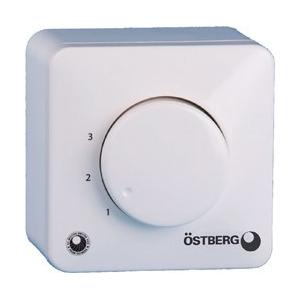 Östberg Potentiometer MS EC Steglös