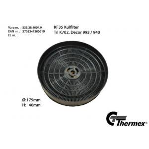 Thermex KF35 Kolfilter till...