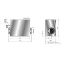 IRB 200 C1 EC dimensioner mått