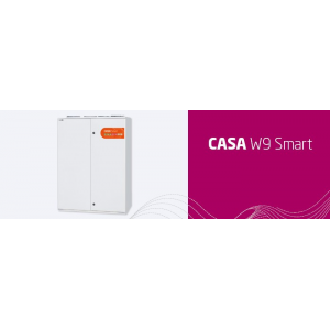 Swegon Casa w9 Smart Vänster