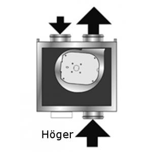 Östberg IFK 140 B Höger illustration
