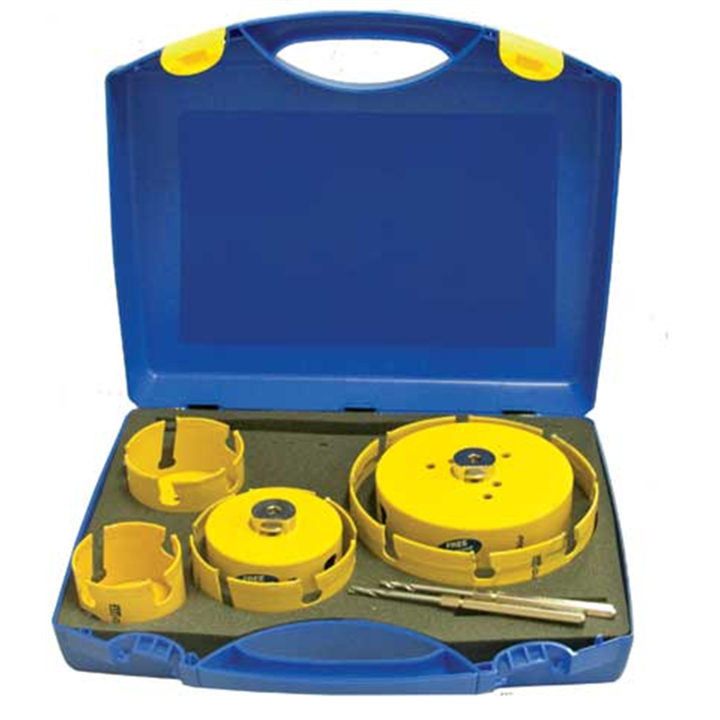 ProFit Ventilations set 8 delar 86-210 mm