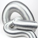 Flexibla kanaler för ventilation