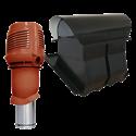 Takhuvar för ventilation och avlopp